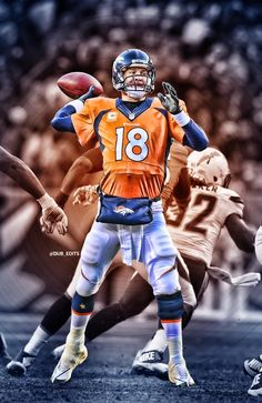 Peyton Manning #Broncos ...