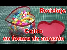 DIY. CAJA HECHAS CON BOTELLAS DE PLÁSTICO- BOX MADE OF PLASTIC BOTTLES- MANUALIDADES - YouTube