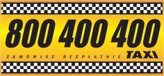 Tanie taxi Łódź 800-400-400 jest jedną z największych firm taksówkowych działających na terenie Polski.
