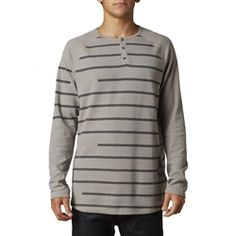 2013 Fox Racing Blaise Knit Long Sleeve Casual Motocross Adult Apparel Shirts