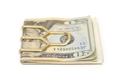 [as if i would ever actually take the time to fold my money] Brass Derby City Money Clip