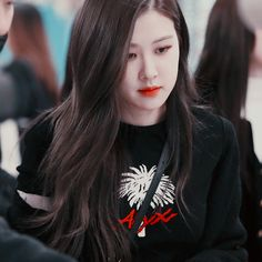 Ulzzang, Korea, Kawaii Makeup, Rose Icon, Rose Park, Jennie Lisa, Blackpink And Bts, Park Chaeyoung, Kpop