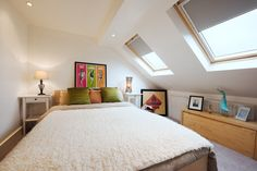 The transformation of John and Julia's property in #Teddington saw a #refurbishment and an extension of the existing #dormer and a renovation of the kitchen, and the couple are delighted. #LandmarkLofts #loftconversion #dormerconversion #loftconversionlondon #loftdecor #loftdesign #loftspiration #loftlove #loftliving