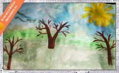 """Маленький осенний сказочный мирок - Маленькие волшебные миры и сенсорные коробочки - Статьи блога """"В гостях у Весны"""" - В гостях у Весны"""