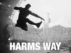HARD N' HEAVY NEWS: HARMS WAY .- SIGN WITH METAL BLADE RECORDS