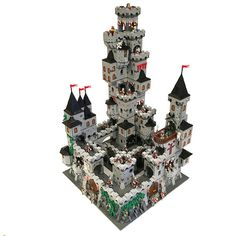 Modular Castle of the week 3