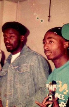 Big Daddy Kane X & Pac