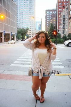 Chicago, curvy fashionista, fashion blogger, forever 21 plus, gold watch, Natalie Craig, natalie in the city, nude clothing, pastels, plus size fashion, plus size fashion blogger,