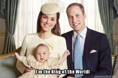 One day after the christening of baby Prince George, Kate Middleton and Prince William released four official portraits of the royal family. Duchess Kate and Prince George. Prince William Et Kate, Prince George Alexander Louis, Kate Middleton Prince William, Prince Charles, James Middleton, Carole Middleton, Prince Philip, George Of Cambridge, Duchess Of Cambridge