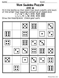Beginner Sudoku puzzles