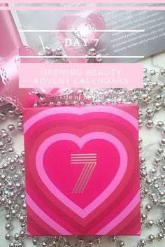 Opening Beauty Advent Calendars Day 7! Lumene Nordic Beauty and The Body Shop Advent Calendars