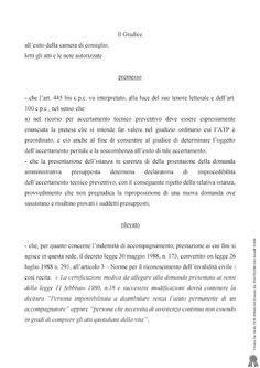Studio Legale Buonomo - Diritto Previdenziale ed Assistenziale: Anche per il Tribunale di Cassino (Fr) è irrilevan...