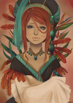 Kaidaten Commission for ooNeithoo by Miss-Etoile.deviantart.com on @deviantART