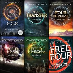 See the cover for Veronica Roth's 'Four: A Divergent ...