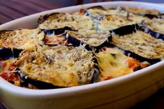 Tell us your food loves Cookbook Recipes, Cooking Recipes, Healthy Recipes, Good Food, Yummy Food, Eggplant Recipes, Cooking Light, Greek Recipes, Vegetable Dishes