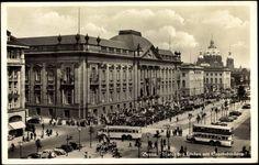 Staatsbibliothek Unter den Linden 30er Jahre