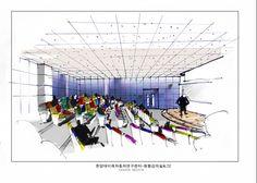 2014한양대미래자동차연구센터 원형강의실-1