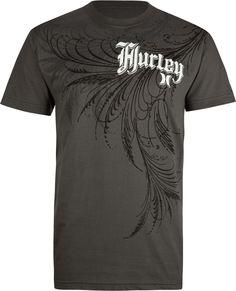 HURLEY Melrose   La Brea Mens T-Shirt - Size M Surf Shirt 44bcdeb98