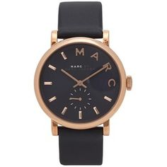 Womens Watches Marc Jacobs Baker Rose Gold Tone Watch