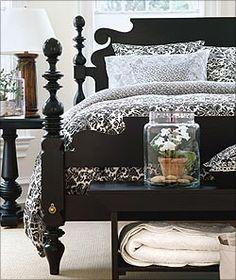Ethan Allen bed