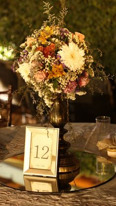 Evento organizado y coordinado por Daniela Peinado  #Decoración #decoration #wedding #flowers #chihuahua
