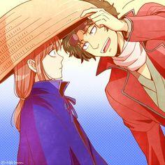 Sakamoto x Mutsu/ Gintama All Anime, Manga Anime, Anime Art, Elsword, Sakamoto Tatsuma, Gintama Funny, Okikagu, Anime Ships, Film