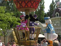 Parade des 15 ans de Disneyland Paris - 2007