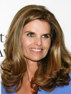 Amazing Maria Shriver  Sign up for her newsletter: http://mariashriver.com/newsletter/
