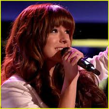 Christina Grimmie is one of thee best of the best singers ever to set foot on the stage of The Voice. 2 years ago I pinned a pin of her and I deleted it because for some reason I didn't think she was good enough. Deleting her pin was an evil mistake because now I think she's actually the most impressive female rock star I have ever heard. She's extremely capable of outdoing other singers and her voice is so different and cool. Christina's talent is something else! :)