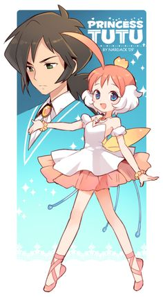 princess tutu | princess tutu images Princess Tutu wallpaper and background photos ...