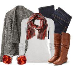 idea for a fall look
