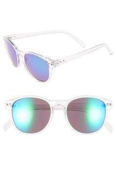 BP. 'Sienna' 55mm Retro Sunglasses available at #Nordstrom