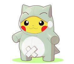 Pikachu substitute