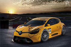 Renault Clio by ChitaDesigner on DeviantArt Clio Williams, Clio Cup, Clio Sport, Megane Rs, Automobile, Motor Car, Motor Vehicle, Courses, Custom Cars