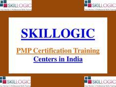 Details of Skillogic PMP Training Centers in India #SkillogicPMPTraining