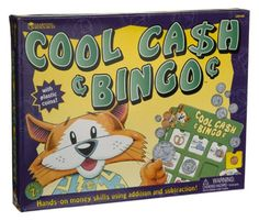 Cool Cash Bingo *** This is an Amazon Affiliate link. You can find more details by visiting the image link.