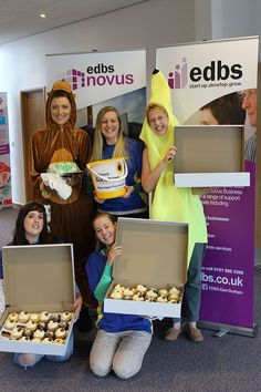 The Digitia team selling cakes for the Sunshine Fund! We raised just under in 2 hours! How To Raise Money, Newcastle, Charity, Sunshine, Cakes, Children, Food Cakes, Kids, Cake