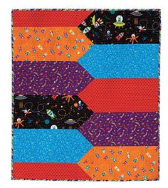 Mingled Baby Quilt Pattern Download