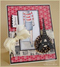 WTG Who's That Parisian Girl
