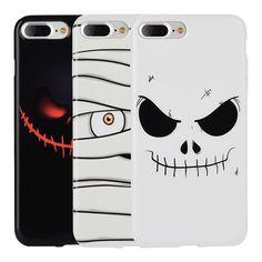 Apple iPhone 7 Plus Halloween Series Pirate TPU/IMD Smartphone Case #PH-TIIP7L-HALW