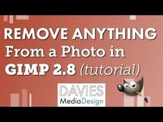 How To Use Gimp 2.8.2 For Beginners - YouTube
