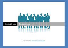 ebook con los pasos para crear un perfil de cliente ideal o buyer persona, agosto 2017. Buyer Persona, Bar Chart, Social Media, Marketing, Blog, Create, The Secret, Getting To Know, Profile