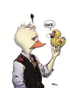 Howard the Duck (Character) - Comic Vine