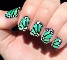 Image Result For Bug Nails Erfly Nail Art White Dragonfly Wings