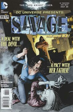 DC Universe Presents - Vandal Savage Vandal Savage, Deal With The Devil, New 52, The Dark Knight Rises, Dc Universe, Dc Comics, The Darkest, Father, Presents