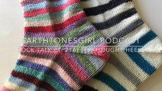 Tanis Fiber Arts, Contact Instagram, Knitting Socks, Knit Socks, Crochet Yarn, Knitting Patterns, Heels, Youtube, Slippers