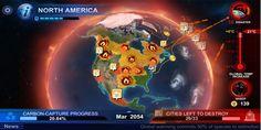 Carbon Warfare - il gioco sul riscaldamento globale arriva su App Store  #follower #daynews - http://www.keyforweb.it/carbon-warfare-gioco-sul-riscaldamento-globale-arriva-app-store/