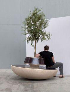 The Design Walker • Super cool urban furniture.: Public Spaces, Rocks...