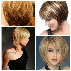 carre court plongeant coiffure