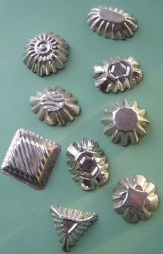 Vintage Candy Molds
